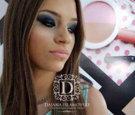 Profesionalni sminker Dajana Islamovski