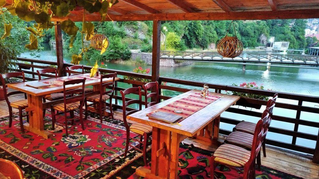 Restoran Bazeni Sarajevo