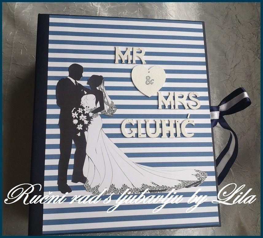 Pozivnice za vjenčanje i foto albumi za vjenčanje