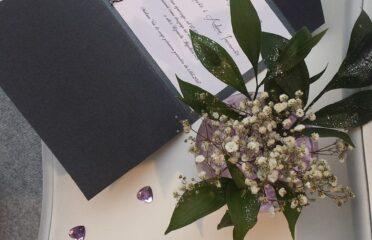 Pozivnice za vjenčanje i ostala papirna galanterija